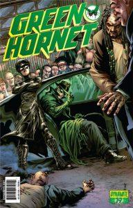 Green Hornet #19 (2011)