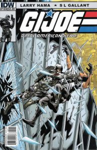 G.I. Joe: A Real American Hero #169 (2011)