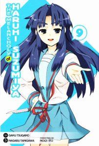 The Melancholy of Haruhi Suzumiya #9 (2011)