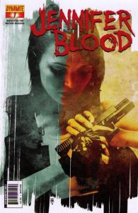 Jennifer Blood #7 (2011)