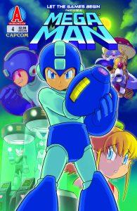 Mega Man #4 (2011)