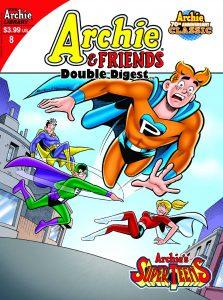 Archie & Friends Double Digest Magazine #8 (2011)