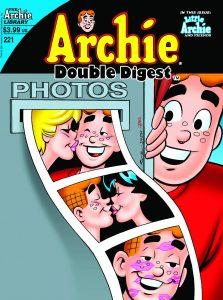 Archie Double Digest #221 (2011)