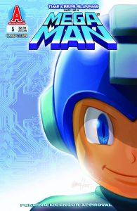 Mega Man #5 (2011)