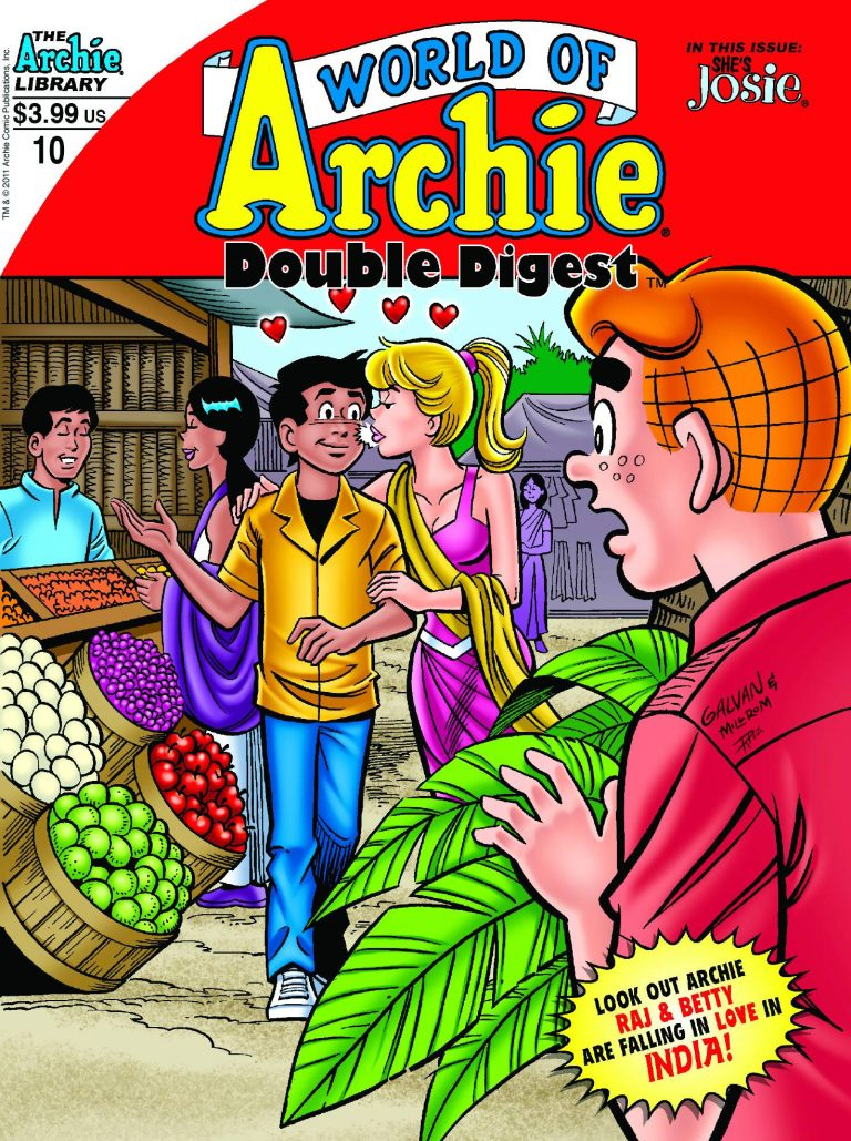 World of Archie Double Digest #10 (2011)