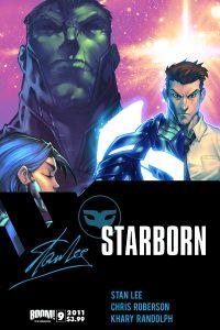 Starborn #9 (2011)