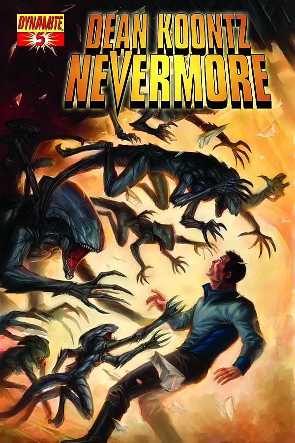 Dean Koontz's Nevermore #5 (2011)
