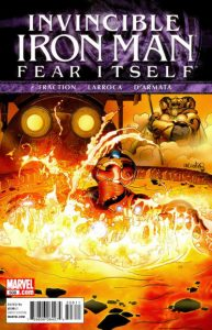 Invincible Iron Man #508 (2011)