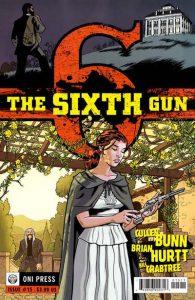 The Sixth Gun #15 (2011)