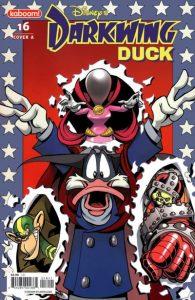 Darkwing Duck #16 (2011)