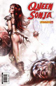 Queen Sonja #23 (2011)