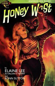 Honey West #5 (2011)