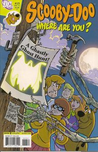 Scooby-Doo, Where Are You? #13 (2011)