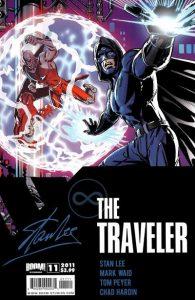 The Traveler #11 (2011)