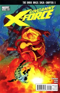 Uncanny X-Force #15 (2011)