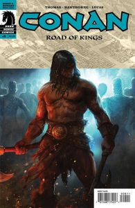 Conan: Road of Kings #8 (2011)