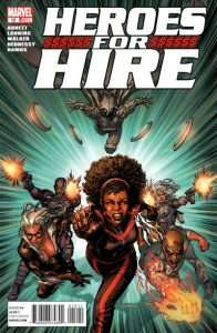 Heroes for Hire #12 (2011)