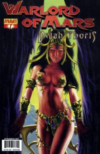 Warlord of Mars: Dejah Thoris #7 (2011)