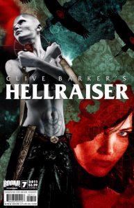 Clive Barker's Hellraiser #7 (2011)