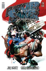 Butcher Baker, the Righteous Maker #7 (2011)