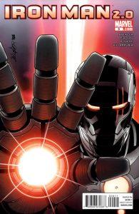 Iron Man 2.0 #9 (2011)