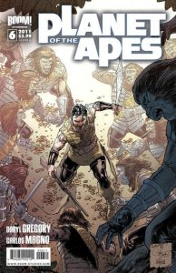 Planet of the Apes #6 (2011)