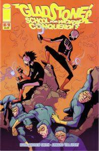 Gladstone's School for World Conquerors #5 (2011)