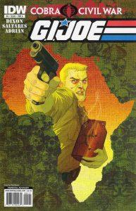 G.I. Joe #5 (2011)