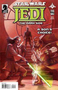 Star Wars: Jedi - The Dark Side #5 (2011)