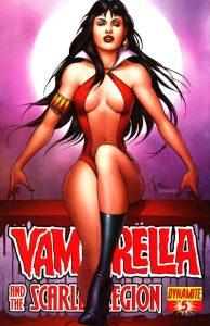 Vampirella and the Scarlet Legion #5 (2011)