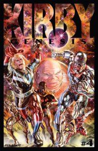 Kirby: Genesis #4 (2011)