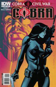 Cobra #5 (2011)