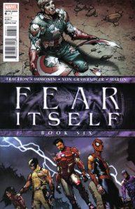 Fear Itself #6 (2011)
