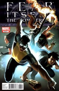 Fear Itself: The Home Front #6 (2011)