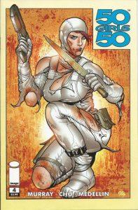 50 Girls 50 #4 (2011)