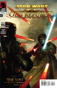 Star Wars: The Old Republic - The Lost Suns #4 (2011)