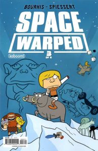 Space Warped #3 (2011)