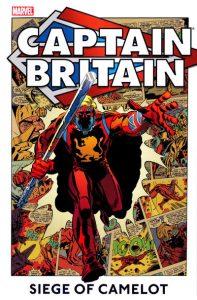 Captain Britain #2 (2011)