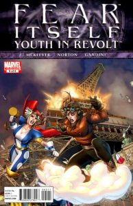 Fear Itself: Youth in Revolt #5 (2011)