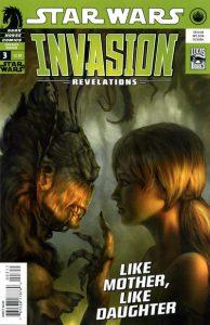 Star Wars: Invasion - Revelations #3 (2011)