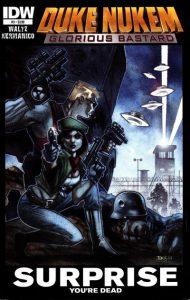 Duke Nukem: Glorious Bastard #3 (2011)