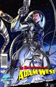 The Mis-Adventures of Adam West #3 (2011)
