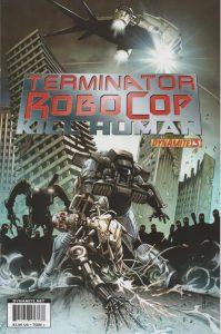 Terminator / RoboCop: Kill Human #3 (2011)