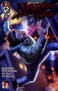 Mysterious Ways #3 (2011)