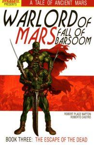 Warlord of Mars: Fall of Barsoom #3 (2011)