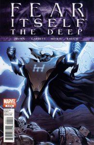 Fear Itself: The Deep #4 (2011)