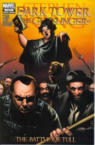 Dark Tower: The Gunslinger - The Battle of Tull #4 (2011)
