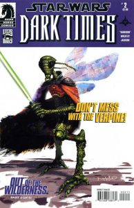 Star Wars: Dark Times - Out of the Wilderness #2 (2011)