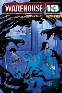 Warehouse 13 #2 (2011)