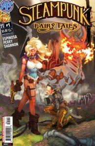 Steampunk Fairy Tales #1 (2011)